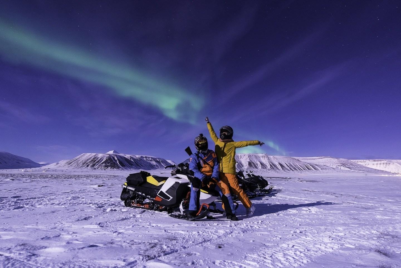 sneeuwscooter-ijsland